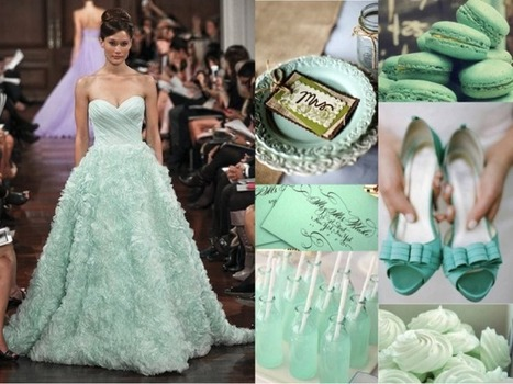 Fashion: New Fashion Trends for Weddings » Jetsetera.net | Flowers Articles | Scoop.it
