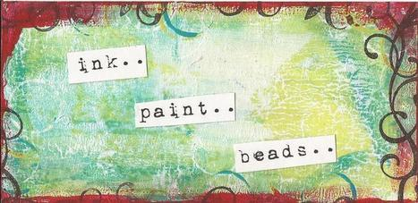 Ink,Paint, Beads: Bookmaking three- The Piano Hinge! | Bookmaking | Scoop.it