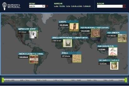 Recorrido virtual por 5 bibliotecas | Aprendizaje ubicuo (Ubic) | Scoop.it