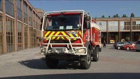 Des pompiers alsaciens appelés en renfort dans le sud de la France - France 3 Alsace   Sapeurs-pompiers de France   Scoop.it