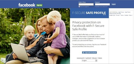 Safe Profile Beta on Facebook | hobbitlibrarianscoops | Scoop.it