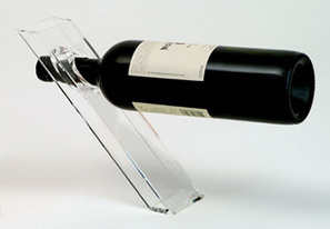 Bottle Balancer (Clear Acrylic) - Wedding Gifts & Accessories | Home Bar Equipments UK | Scoop.it