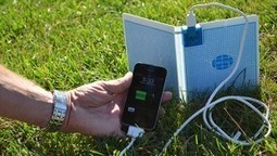 Solar Phone Charger: Good Energy Solution | Solar Power | Scoop.it