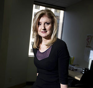 Arianna Online: AOL could use some of Huffington's cachet | Brand & Content Curation | Scoop.it