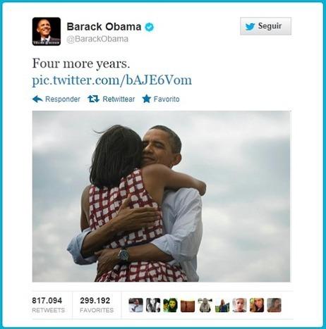 Especies de Espacios: Los social media ganan las elecciones de los Estados Unidos (I)   Elecciones presidenciales de EE UU 2012 y su uso de Medios Sociales   Scoop.it