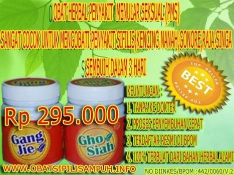 Obat Sipilis Ampuh | obat sipilis | Scoop.it