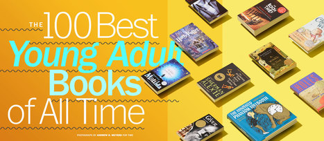 The 100 Best Young-Adult Books of All Time | Writing Matters | Scoop.it