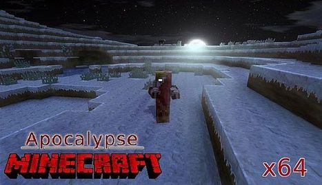 The Modern Apocalypse Resource Pack for Minecraft 1.6.4 - Texture Pack | Minecraft Resource Packs | Scoop.it