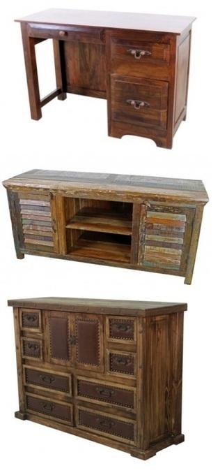 Rustic Furniture | Home Decor | Scoop.it