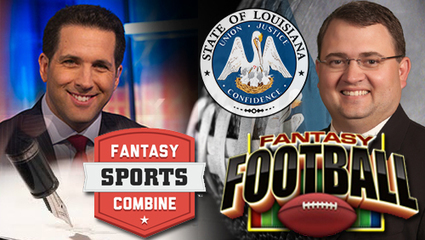 Louisiana bill aims to make fantasy sports legal;  Schefter signs up for Fantasy Sports Combine | Real Money Gaming | Scoop.it