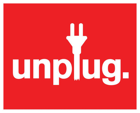 Guess what time it is? It's Time to Unplug!   Unplug   Scoop.it