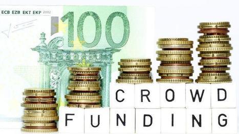 Le crowdfunding connaît un essor fulgurant en Europe | connectée | Scoop.it