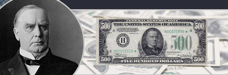 5 High-Denomination Bills Not Being Printed | Mr. Berghoff 's History | Scoop.it
