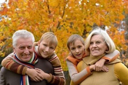 El papel de los abuelos en la educación de los niños - | Recull diari | Scoop.it