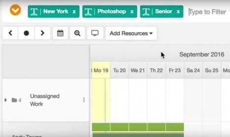 Hub Planner, una fantástica plataforma de programación de recursos | Educacion, ecologia y TIC | Scoop.it