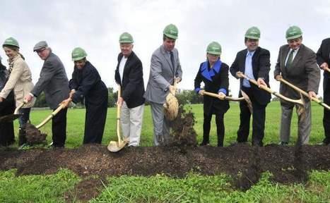 Mayor helps break ground for new Bellevue library   Tennessee Libraries   Scoop.it