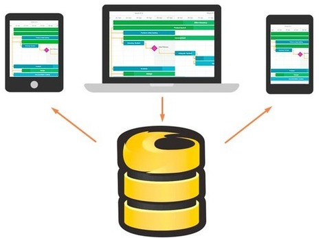 How to Use DHTMLX Gantt Chart with FireBase Platform   DHTMLX JavaScript UI Library   Scoop.it