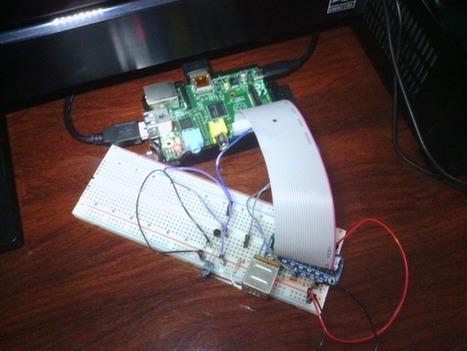 ToddShadburn: #HomeAutomation: My @Raspberry_Pi ... | Raspberry Pi | Scoop.it