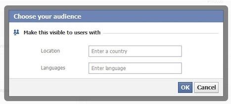 11 astuces méconnues pour votre Page Facebook | Gestion des connaissances et TIC pour le développement | Scoop.it