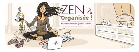 Zen et Organisée Le blog ! | CM News et How to | Scoop.it