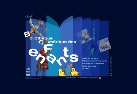 Bibliothèque numérique des enfants   Lectures en ligne   Scoop.it