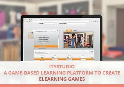 ITyStudio: A Game-Based Learning Platform To Create eLearning Games - eLearning Industry | Games and education | Scoop.it