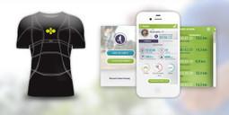 Cityzen Sciences et Asics vont développer un t-shirt connecté | FilièreSport | Scoop.it