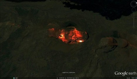 Exploring Mauna Loa in Google Earth | Google Earth Blog | Geotechnobabble | Scoop.it