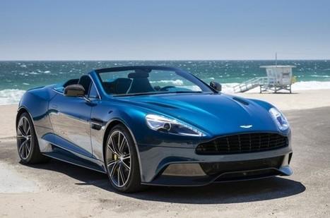 Aston Martin Vanquish Volante : le luxe en cabriolet :. | Institut de beaute | Scoop.it