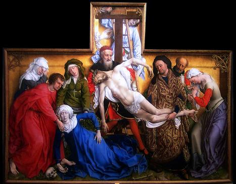 El descendimiento de la Cruz | Rebollarte | Scoop.it