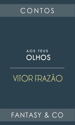 Pedro Cipriano: Ebooks: Aos Teus Olhos | Ficção científica literária | Scoop.it