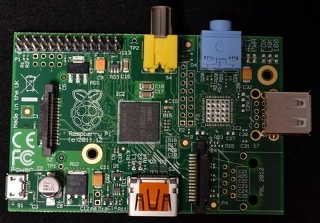Raspberry Pi Model A is Now Available (But Only in Europe) | Embedded Systems News | Scoop.it