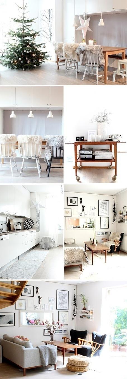 Une déco comme on les aime : Niki of My Scandinavian Home | Déco fait maison, récup, upcycling, jardinage | Scoop.it