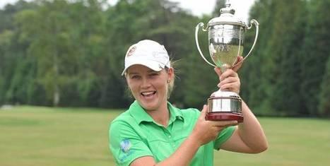 Lacoste Ladies Open de France : Keating s'impose à Chantaco | Nouvelles du golf | Scoop.it
