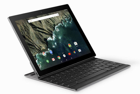 Pixel C is an Nvidia Tegra X1 Android 6.0 Tablet & Laptop with a 2560×1800 Display | Embedded Systems News | Scoop.it