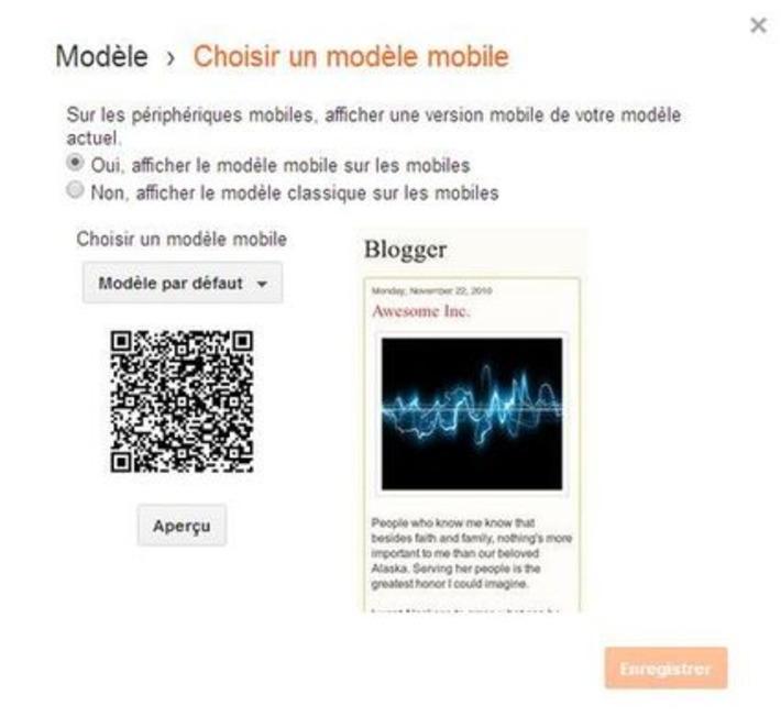 Blogotrucs: Activer la version mobile de son blog Blogger | TIC et TICE mais... en français | Scoop.it