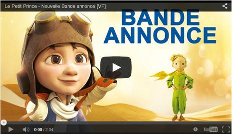 Une nouvelle bande-annonce pour Le Petit Prince | FLE enfants | Scoop.it