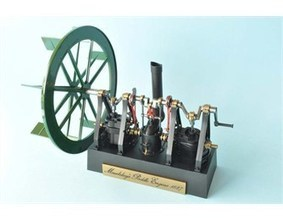 Scale Plastic Model Kits by Airfix - 1827 Maudslay's Paddle Steamer Engine | Modelado y maquetas | Scoop.it