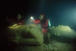 Lost Underwater Egyptian City and its Colossal Gods Revealed | InSitu | Scoop.it