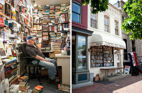 Technology Of Books Has Changed, But Bookstores Are Hanging In There   Reading discovery   Scoop.it