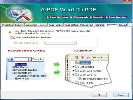 Word/RTF, TXT to PDF converter - Convert Word 2000, 2003, 2007 to PDF [A-PDF.com] | Word, RTF, TXT to PDF converter - Convert Word 2000, 2003, 2007 to PDF | Scoop.it