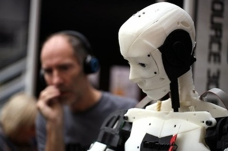 James Barrat and Gary Marcus on Artificial Intelligence | Digital-News on Scoop.it today | Scoop.it