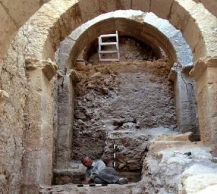 Entrance to King Herod the Great's palace unearthed | The Archaeology News Network | Kiosque du monde : Asie | Scoop.it
