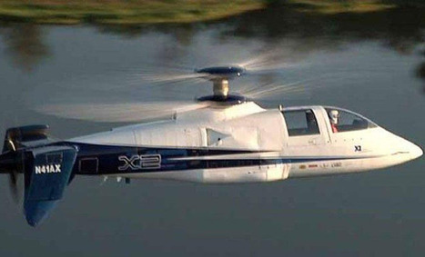 Power-on for first Sikorsky S-97 Raider | Australian Aviation | Helicopter | Scoop.it