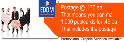 EDDM (Every door direct mail printing) from USPS | Metal and Wood Carport Buildings Texas | Scoop.it