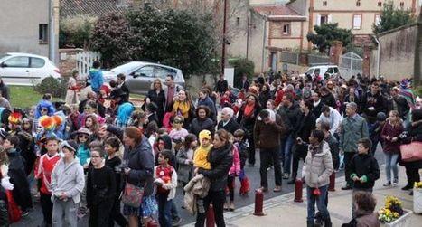 Carnaval des parents d'élèves | Pechabou | Scoop.it