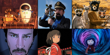 The 50 Best Animated Films of the 21st Century Thus Far | Books, Photo, Video and Film | Scoop.it