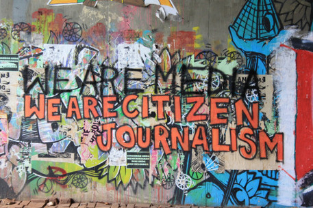 INCREADABLE BS: You Can't Be a Citizen Journalist Unless the Government Says You Can | Media and Society | Scoop.it