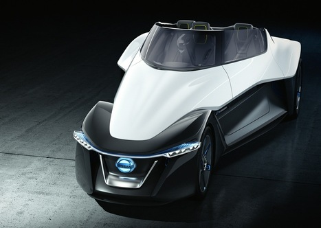 Nissan Says BladeGlider and IDx Could Be The Future Of Sports Cars | Nissan Cars | Scoop.it