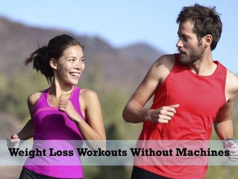 Equipment-Free Workouts for Weight Loss | Personal Training | Scoop.it
